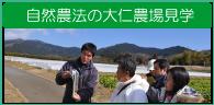 自然農法の大仁農場見学